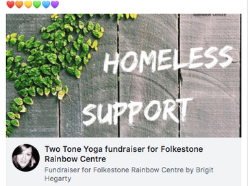 We did it .. Goal Reached for The Rainbow Centre Fundraiser!