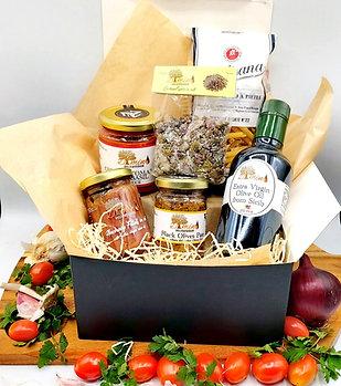 Puttanesca Recipe Box