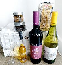Dimino Luxury Hamper Truffle & Wines