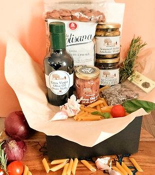Sicilian Pesto Pasta Recipe Box