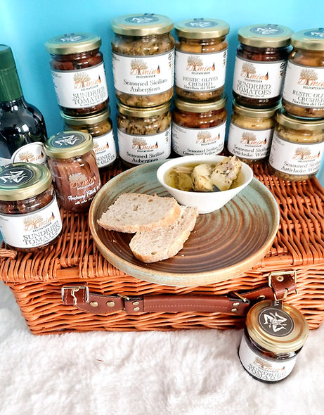 Dimino Luxury Antipasti Hamper