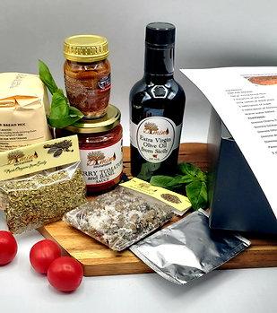Dimino's Sicilian Pizza Recipe box