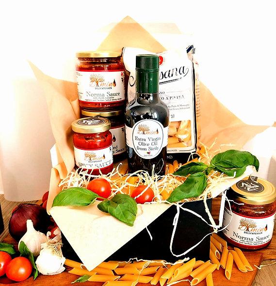 Norma Sauce Recipe Box
