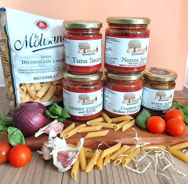 Dimino Sicilian Sauces