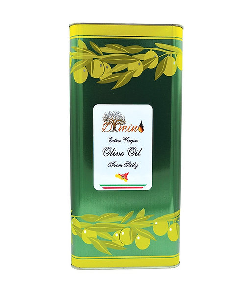 Olive Oil - 5 litres tin