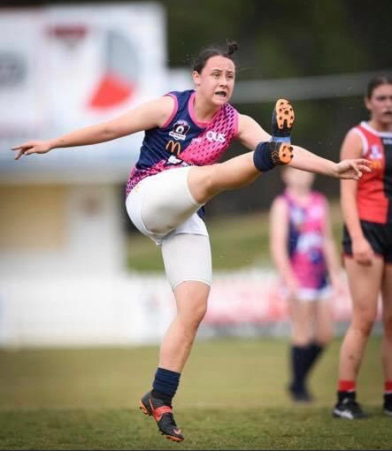 Under 13.5s Pink EELS make another Grand Final