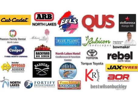 Northlakes EELS 2021 Sponsors