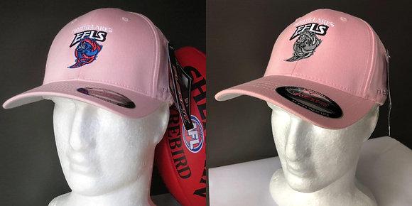 Baby Pink Flexfit Curve Cap