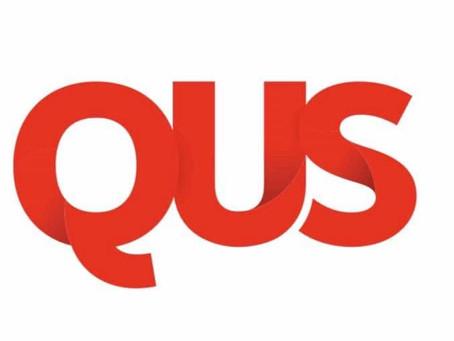 QUS Strata Insurance are back as Platinum Sponsors in 2021