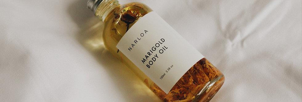 Marigold Body Oil