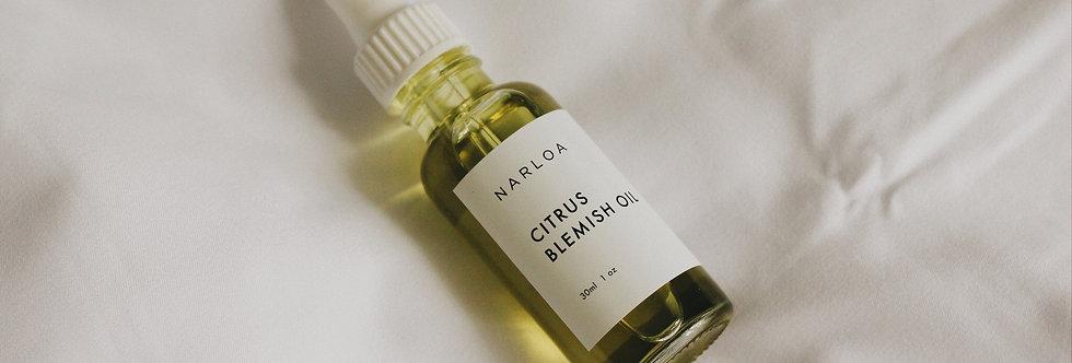 Citrus Blemish Oil