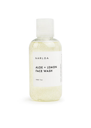 Aloe + Lemon Face Wash