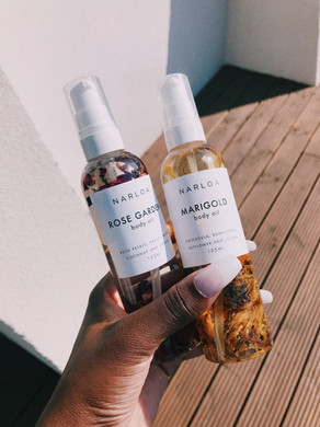 New Autumn Body Oils