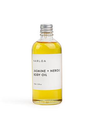 Jasmine + Neroli Body Oil