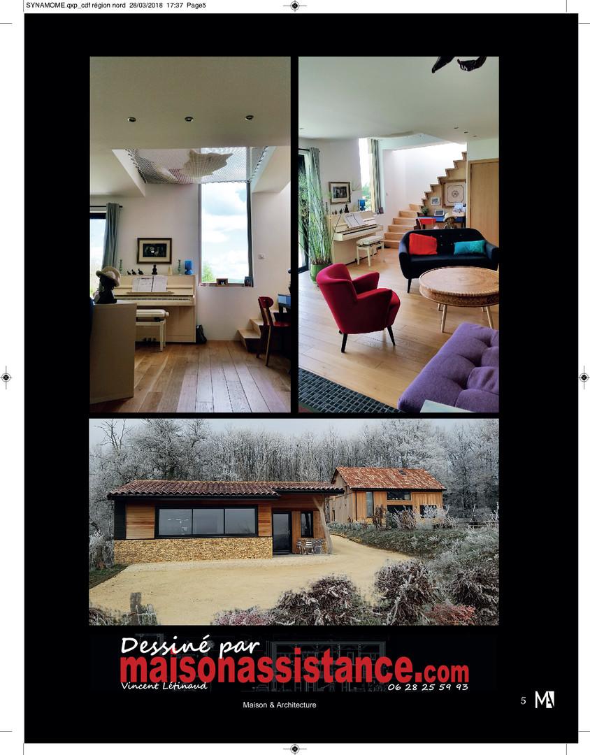 ARTICLE PRESSE MAISON ET ARCHITECTURE_Pa