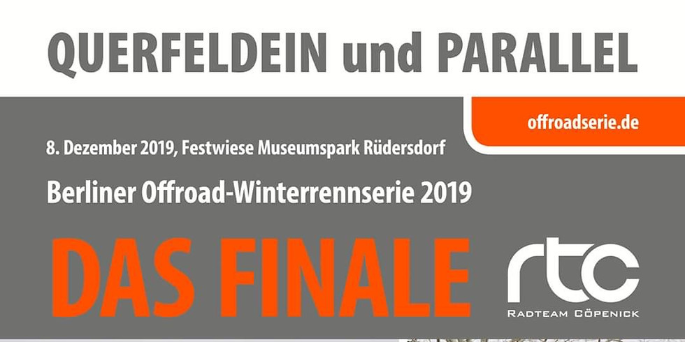 Berliner Offroad-Winterrennserie 2019