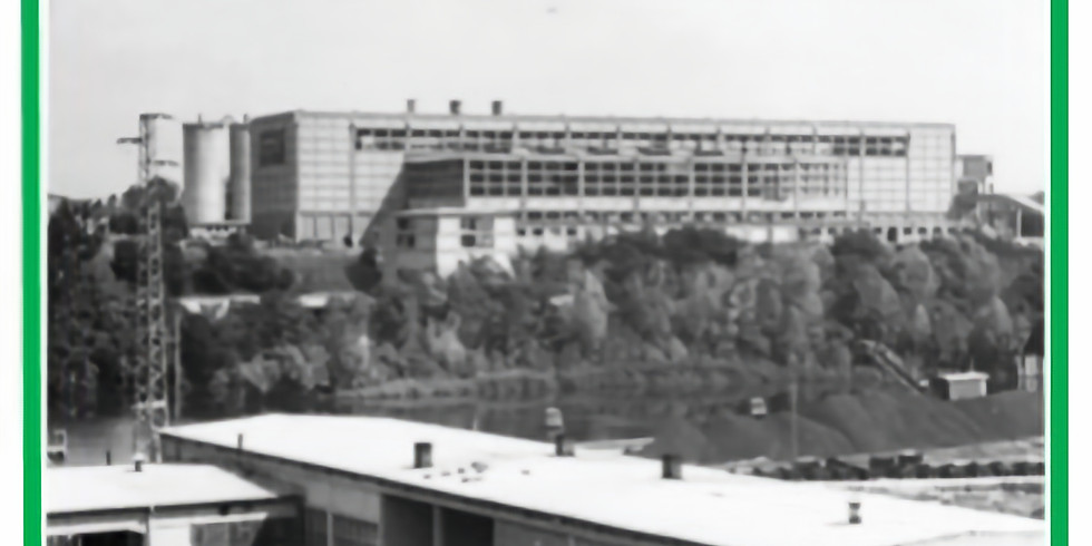 """Vortrag """"Das Zementwerk 2 - Ein Beispiel für die Rüdersdorfer Industriegeschichte"""""""