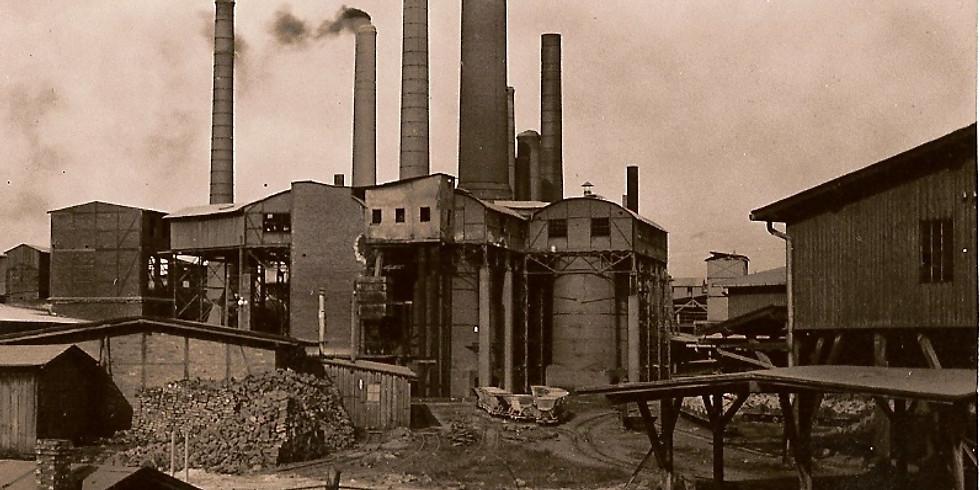 Vortrag zur Geschichte des Areals Chemiewerk Rüdersdorf