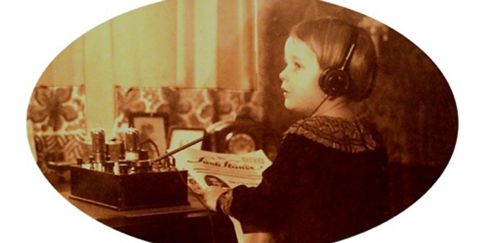 Mit Opas Radio auf Empfang - Tondokumente aus 67 Jahren