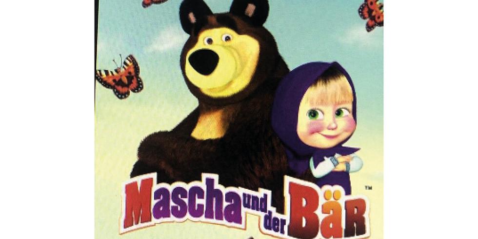 """Puppentheater """"Mascha und der Bär"""""""