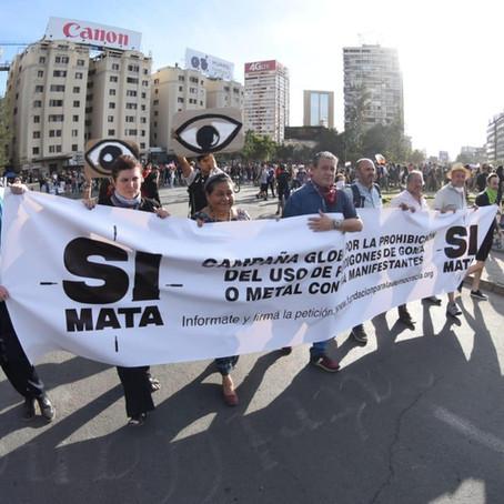 Presentación informe sobre la Misión de Solidaridad y Denuncia llevada a cabo en Chile