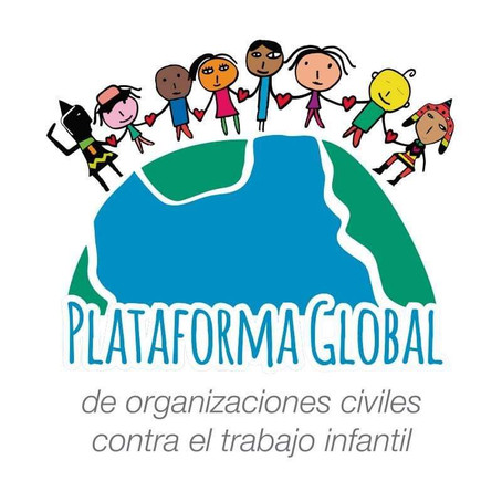Fundación es parte de la Plataforma Global contra el trabajo infantil.