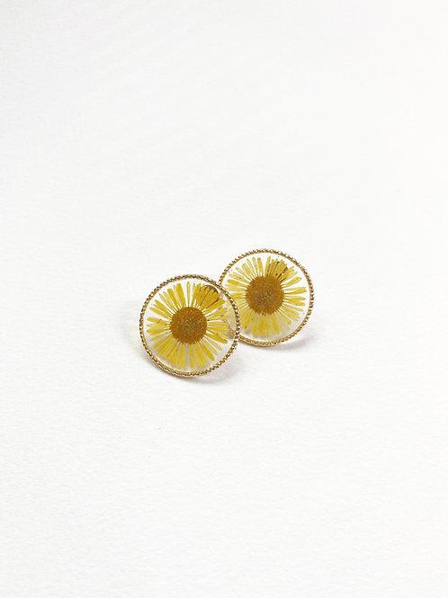 Aura Earrings-Sun