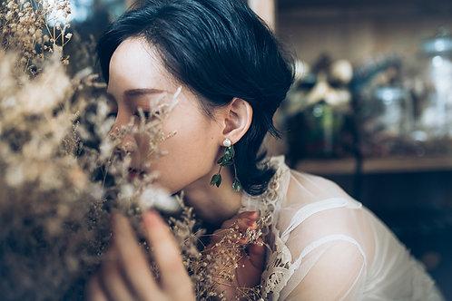 Pearl Guardian Earrings
