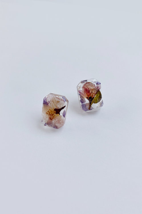 Sakura Lake Earrings