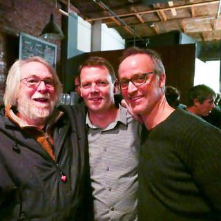 Paul Lichter, Matt Langley, Michael Sarin