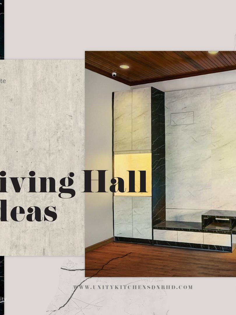Living Hall Ideas