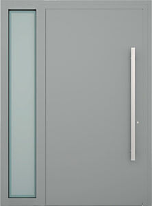 Hliníkové vonkajšie dvere WIŚNIOWSKI