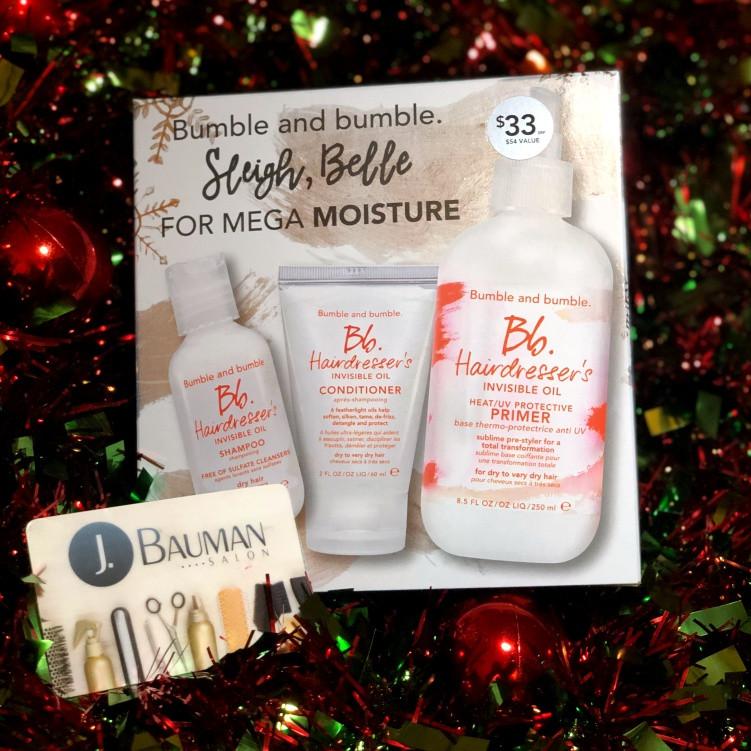 Bumble and Bumble Holiday Gift Set