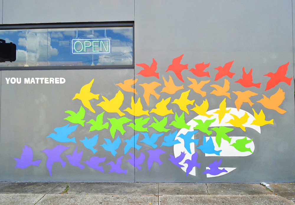 Pulse Mills Mills50 Orlando Mural