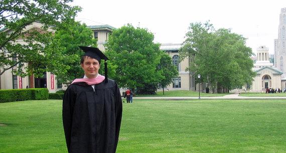 Carnegie Mellon Graduation, Pitsburgh, 2013