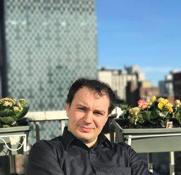 New York, March 2018