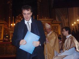 John Paul II Award, Wawel, Krakow 2008