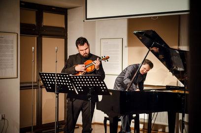 with Marek Polanski, Nowy Sacz, 2018