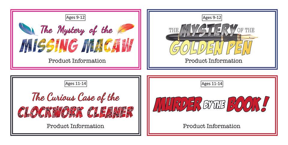 Website Product Information Link Page.jp