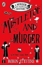 Mistletoe and Murder cover.jpg