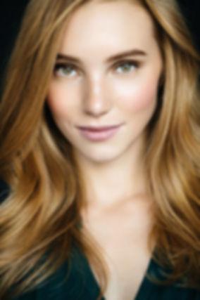natürliche Make-up