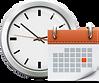 Clock Calander