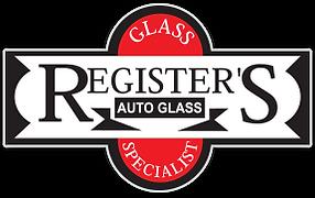 Registers Auto Glass Logo