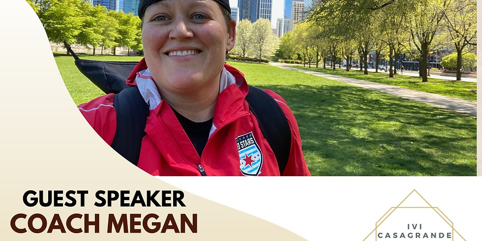 Coach Empowerment Network with Coach Megan Young