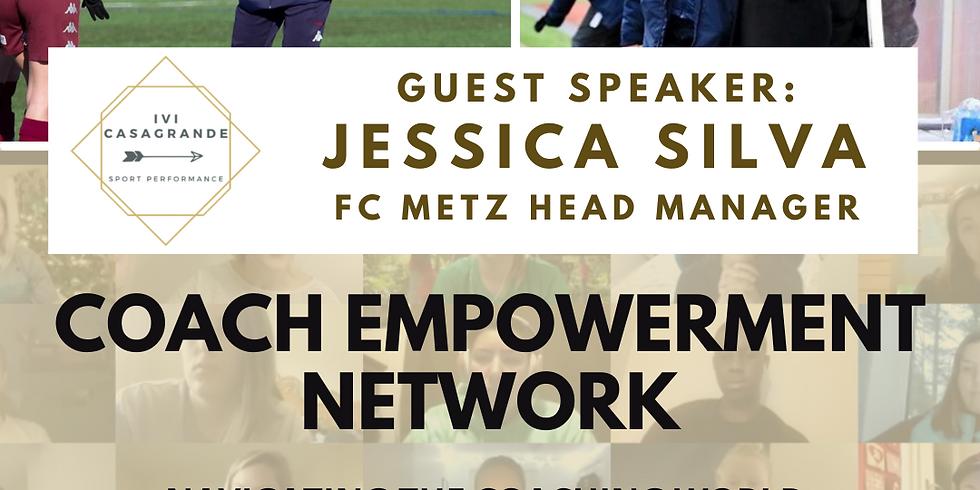Coach Empowerment Network with Coach Jessica Silva