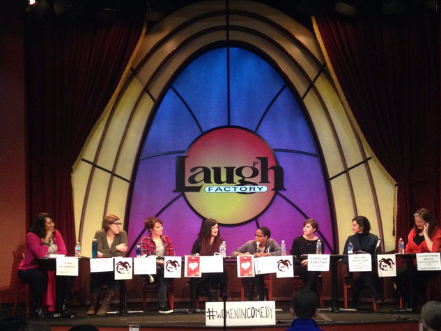 Laugh Factory Women In Comedy
