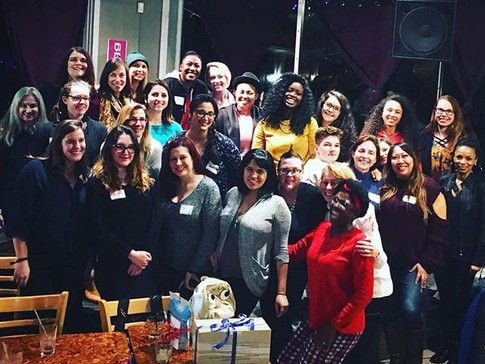 Women In Comedy DC Party