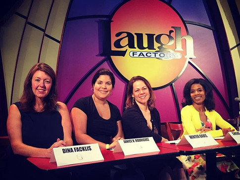 Women In Comedy Laugh Factory