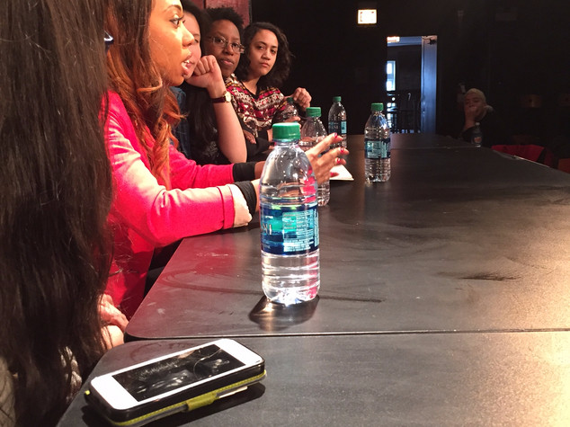 Comedy Sportz Diversity Panel