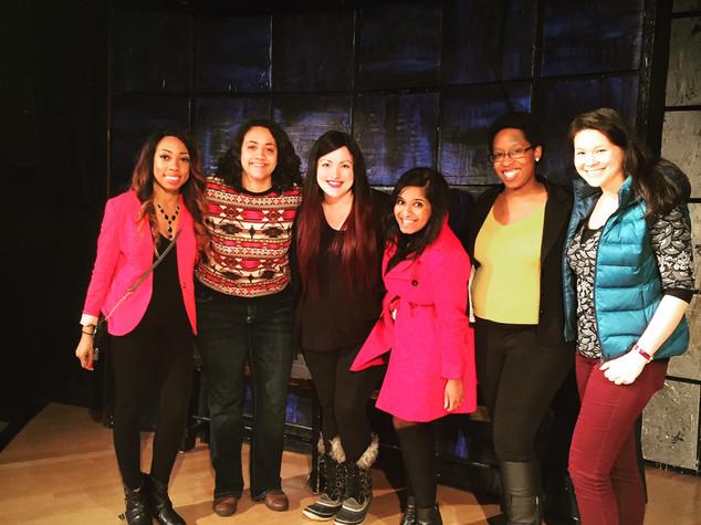Women In Comedy Panel